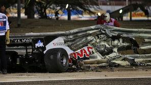 F1 diskutiert nach Horror-Crash über Sicherheit