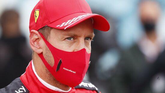 Ferrari-Absturz: