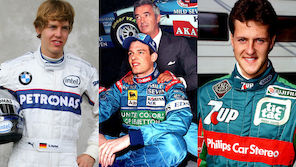 So schlugen sich die Ersatzfahrer in der Formel 1