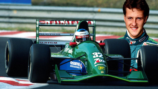 Spa: Wo Schumachers Stern aufging