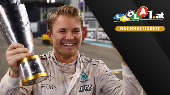 Nico Rosberg: Formel 1 muss elektrisch werden!