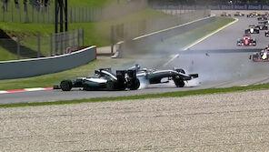 Mercedes sorgt für Knalleffekt