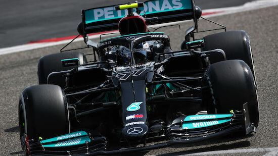 Mercedes startet mit Problemen in Bahrain-Tests