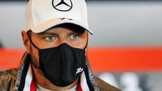 Bottas dementiert Gerüchte um Mercedes-Aus