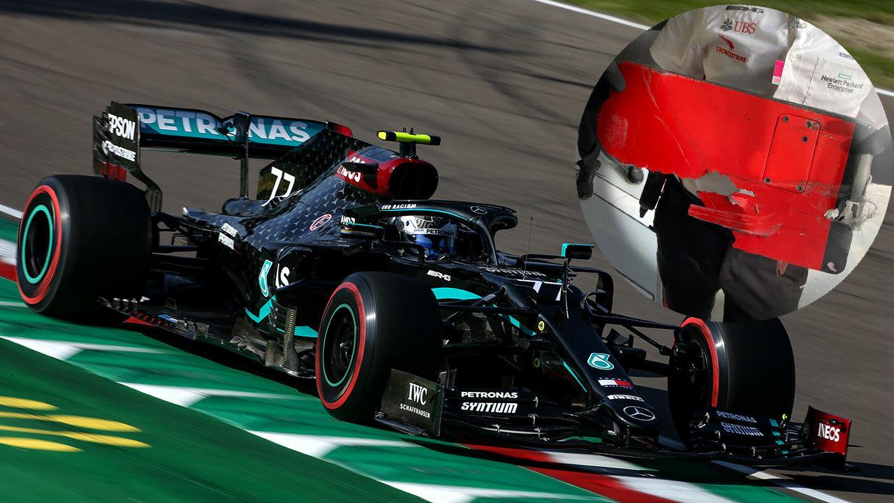 Formel 1 Auto Geschwindigkeit