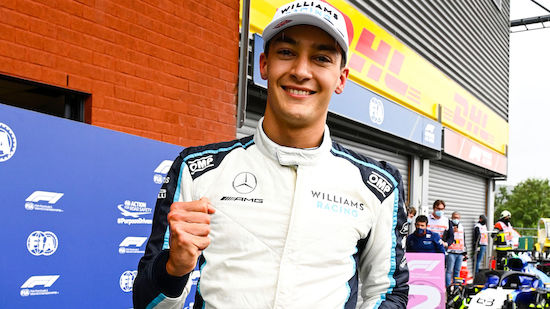 Mercedes bestätigt Russell als zweiten Fahrer