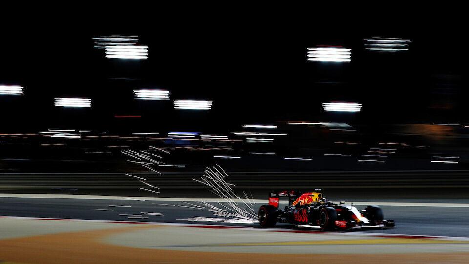 Die besten Bilder vom F1-Grand-Prix in Bahrain