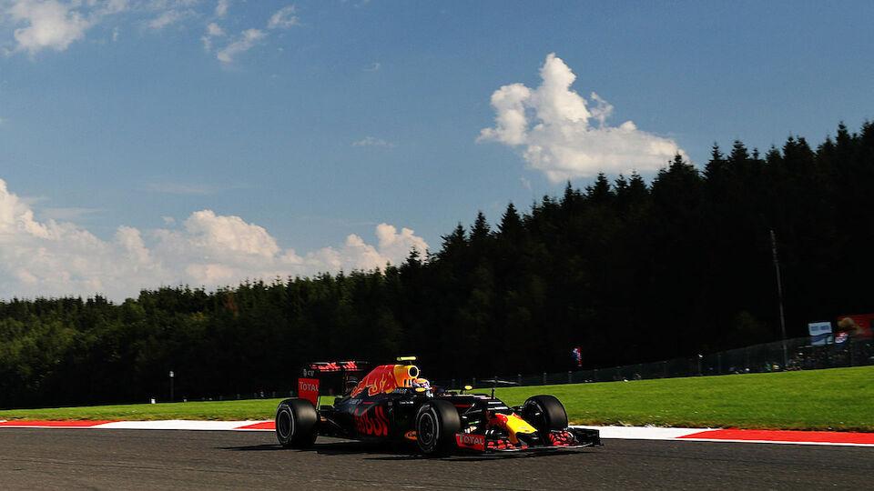Die besten Bilder vom GP von Belgien