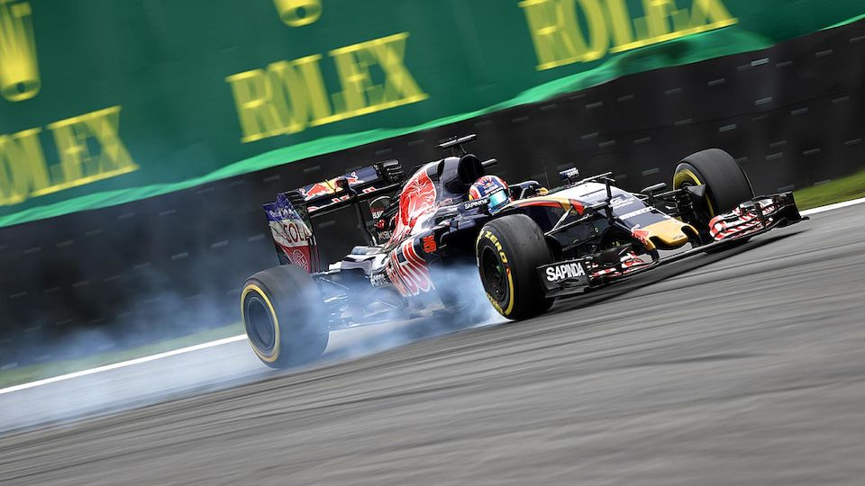 Die besten Bilder der Formel 1 in Brasilien