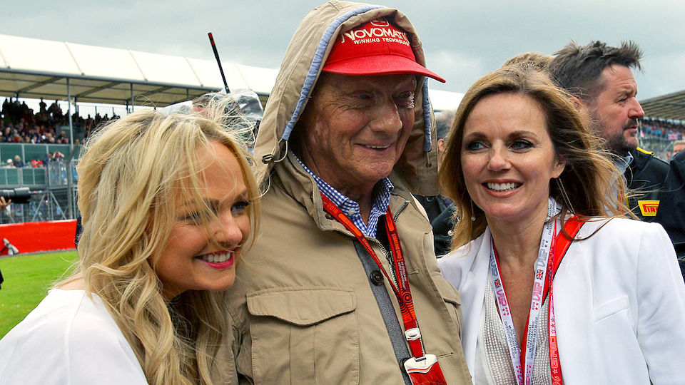 Die besten Bilder vom GP von Großbritannien