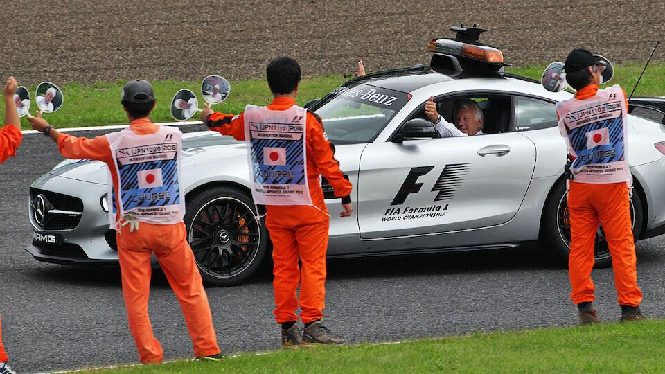 Die besten Bilder des GP von Japan 2016