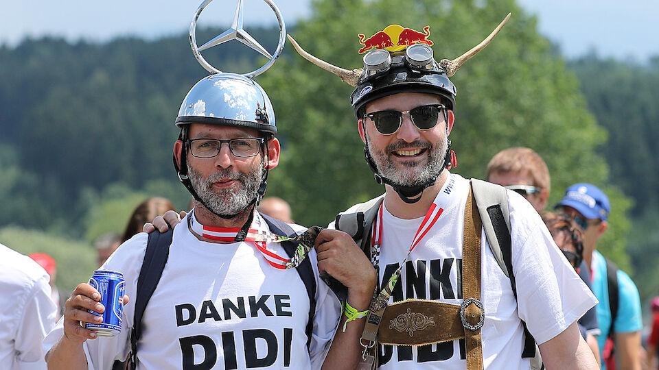 Spielberg Fans 2016