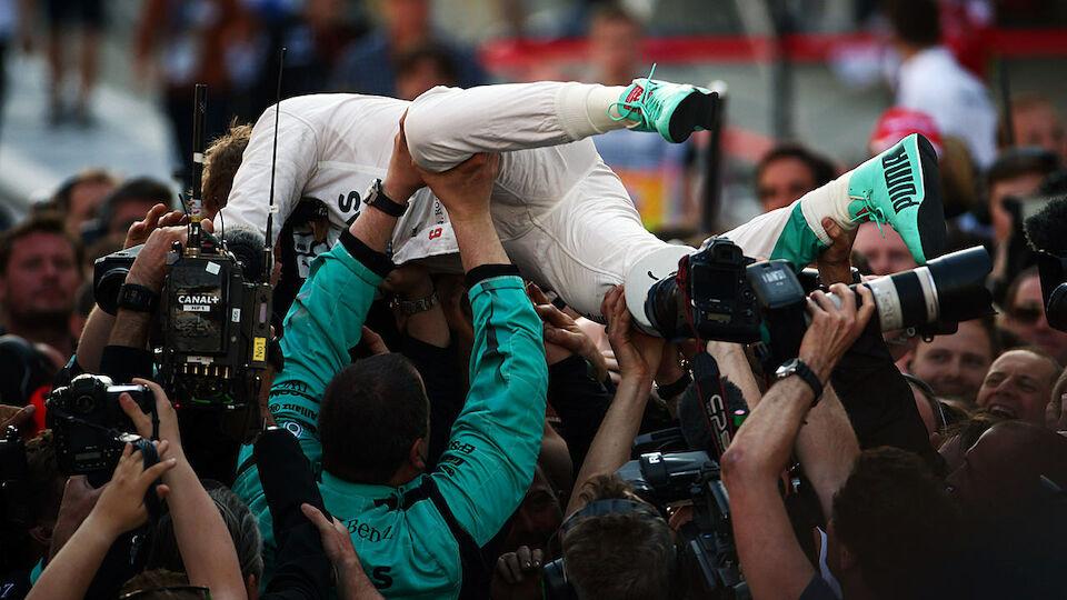 Grand Prix von Russland 2016 - Die besten Bilder