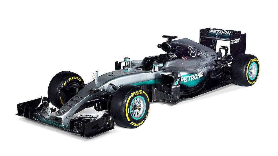 Die F1-Boliden für die Saison 2016