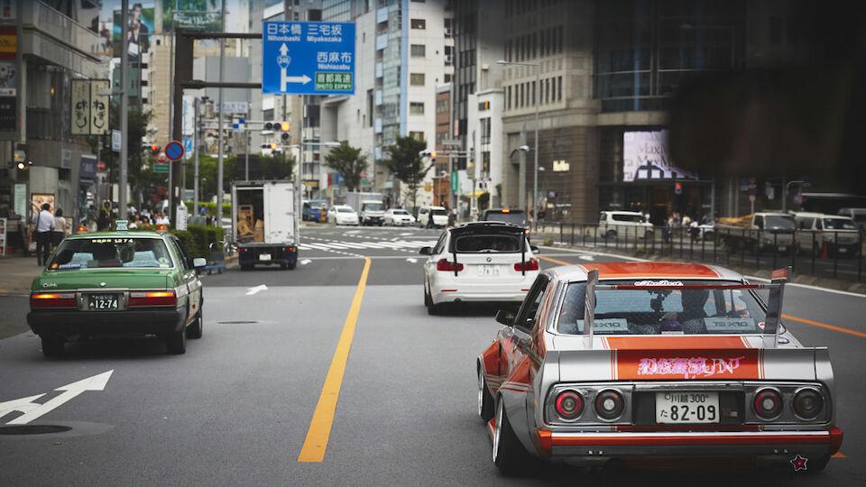 Diashow: Red Bull Racing in Japan auf Abwegen