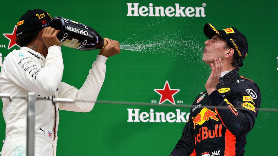 Die besten Bilder vom Grand Prix von China