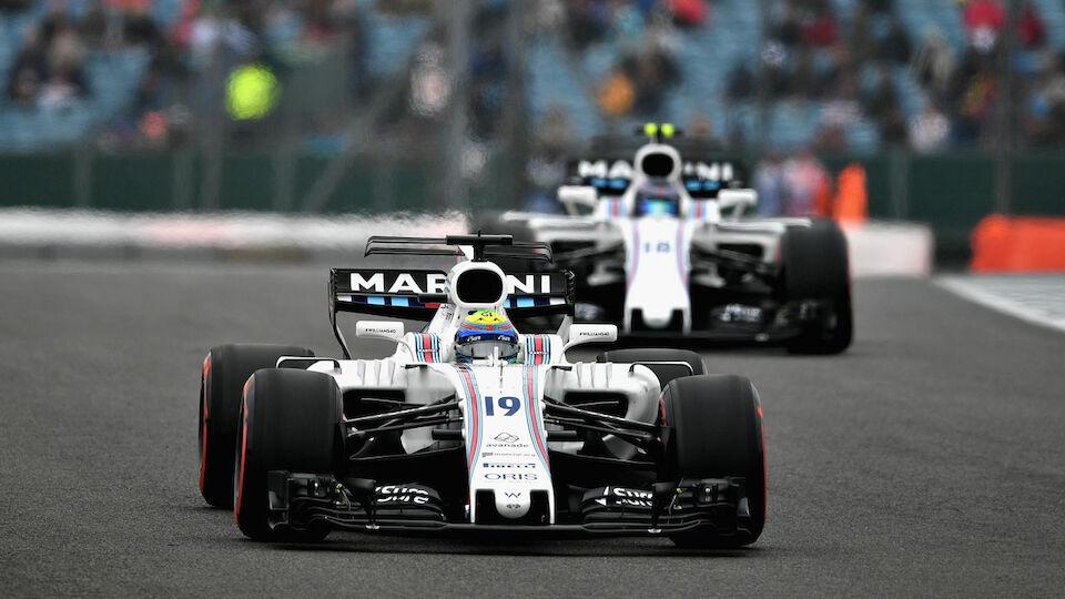 F1 Silverstone 2017 Diashow