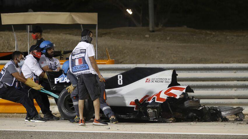Unfall Formel 4
