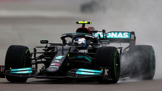 Russland-GP: Auch Bottas wechselt Motor