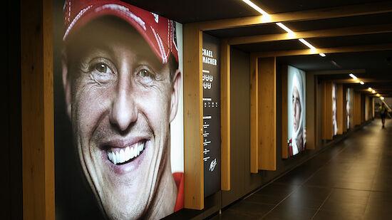 Schumacher-Doku ab September auf Netflix