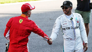 Vettel versteht Mercedes-Teamorder
