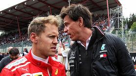 Mercedes-Klartext zu Vettel