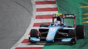Formel-2-Pilot Correa kann Klinik verlassen