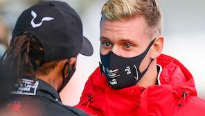 Mick Schumacher erhält 2021 ein Formel-1-Cockpit
