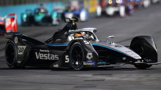 Mercedes zieht sich 2022 aus Formel E zurück