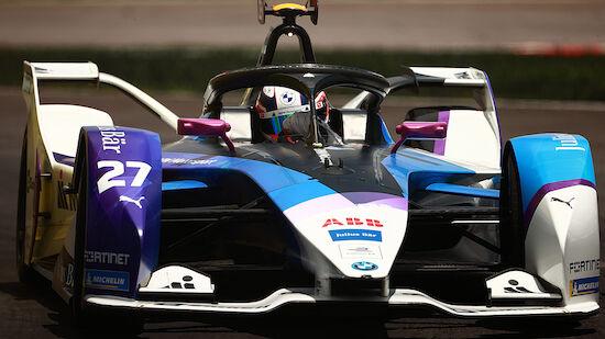 Formel E: Jake Dennis feiert Heimsieg in London