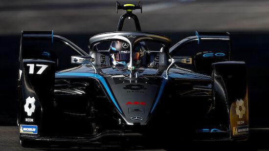 Mercedes-Fahrer De Vries dominiert Formel-E-Start