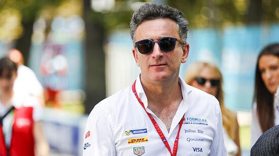 Formel E: CEO plant Komplett-Übernahme