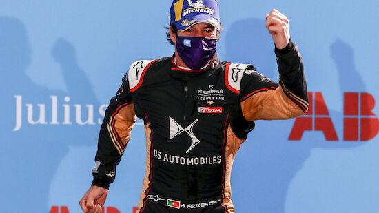 Formel E: Da Costa siegt in Monaco