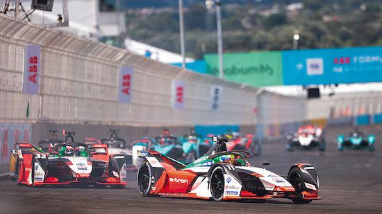 Formel E: Di Grassi erbt Sieg im 1. Puebla-Rennen