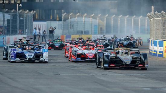 Formel E geht erstmals mit WM-Status in Szene