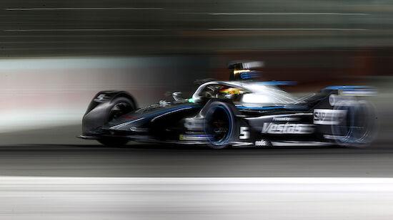 Formel E: Erster Saisonsieg für Vandoorne in Rom