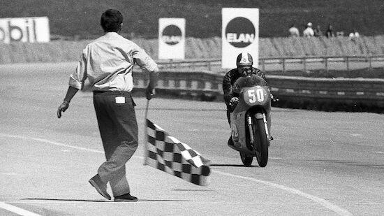 Fastlane zu 50 Jahre Motorrad-WM in Österreich