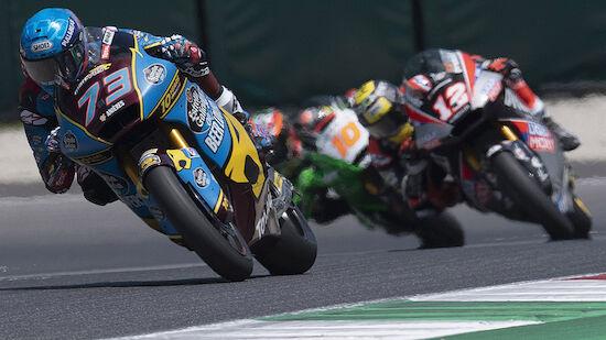 Moto2: Sieg und WM-Führung für Alex Marquez
