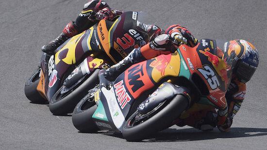 Moto2 erlebt KTM-Doppelsieg in Assen