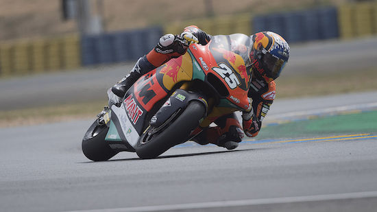 Moto2: Raul Fernandez holt zweiten Saisonsieg
