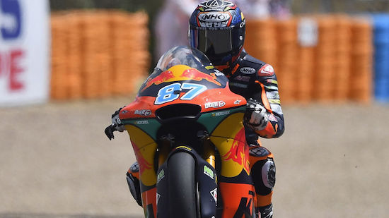 KTM-Doppelsieg in der Moto2