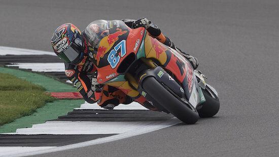Remy Gardner gewinnt Moto2-Krimi in Silverstone