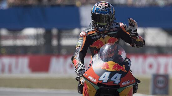 Packendes Rennen: Oliveira gewinnt Moto2 in Brünn