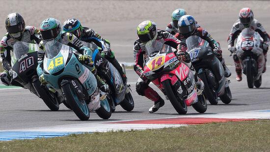 Moto3: Italiener holt am Sachsenring den Sieg