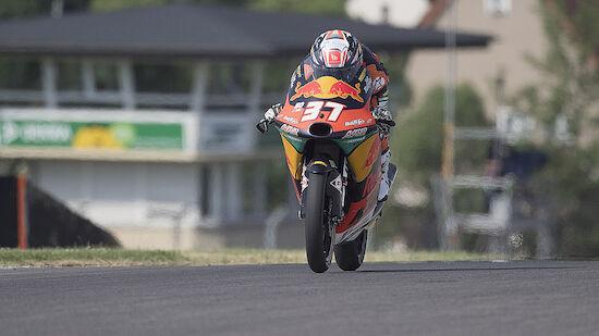 Moto3: Acosta baut WM-Führung mit Sieg aus