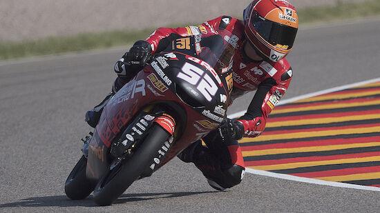Moto3: Mit Streckenrekord zur ersten Pole