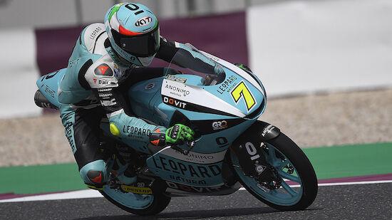 Dennis Foggia feiert in Aragon 3. Saisonsieg