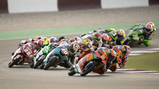 Moto3: Fahrer für zu langsames Fahren bestraft
