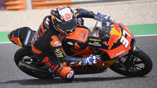KTM-Rookie Pedro Acosta erobert zweiten Sieg