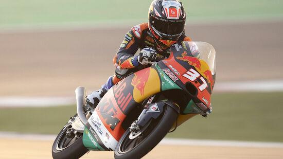 Moto3: Rookie siegt aus der Box!